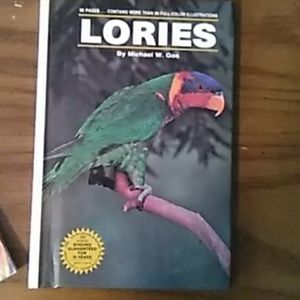 Great BOOK of LORIES